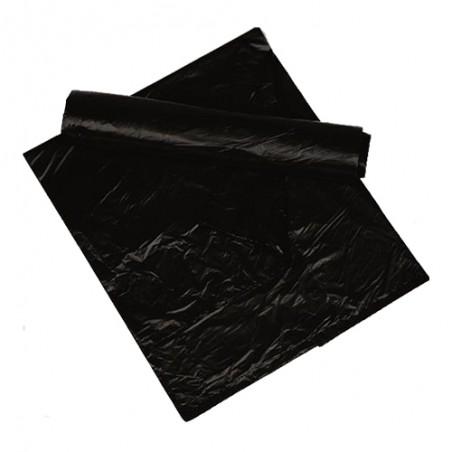 Limpieza Bolsa de Basura 54 x 60  Negra Rollo 25 Uds. Caja 50 Rollos