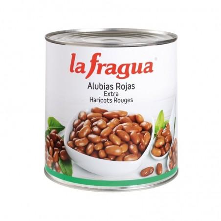 La Fragua Alubias Rojas Extra Lata 3 Kg.
