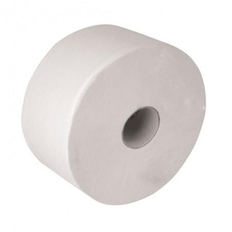Limpieza Papel Higiénico Eco 2 Hojas Rollo 100 M. Fardo 18 Rollos